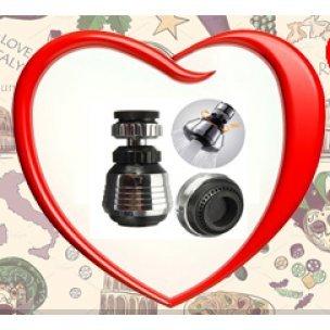 Купи Ventolux и получи в подарок насадку-аэератор на смеситель!